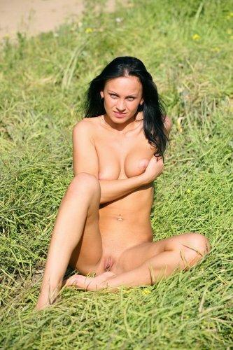 Инга в поле
