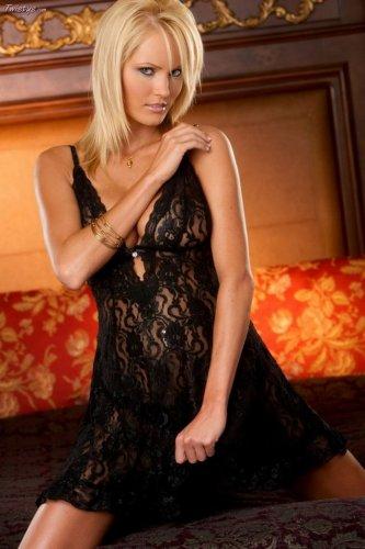 Шикарный наряд Hanna Hilton