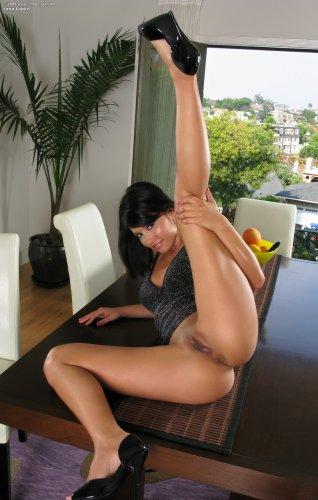 Lana Lopez - классная латиноамериканка