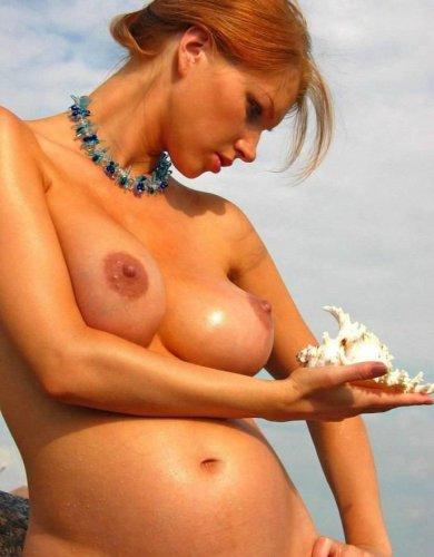 Какая у нее большая... ракушка