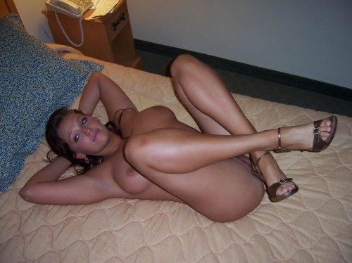 Сексуальное тело Ольги