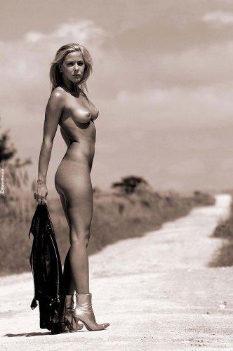 Amelie на дороге