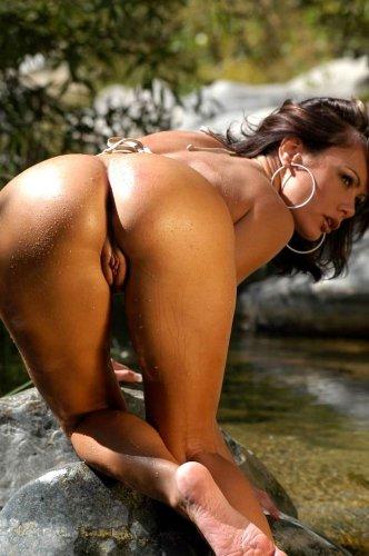 Crissy Moran в купальнике