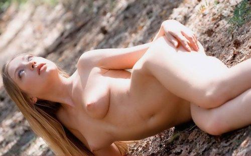 Сюзанна в лесу