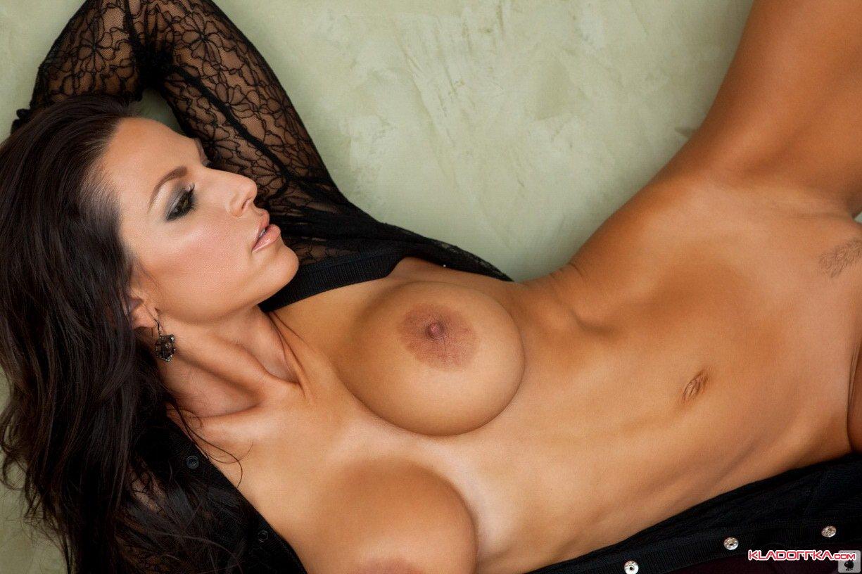 avery nude Playboy morgan