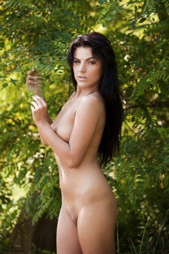 Анита в лесу