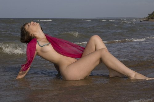 Вероника у моря