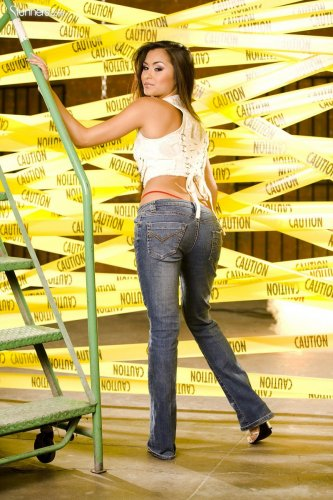 Caution! Michelle Maylene