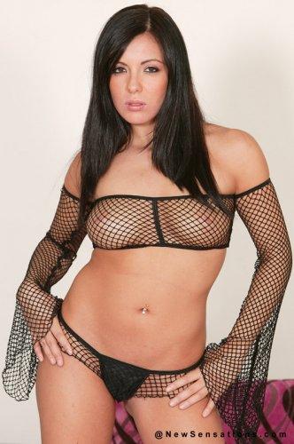 Lorena Sanchez в сетке