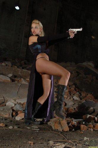 Убойная красотка Kathy Lee