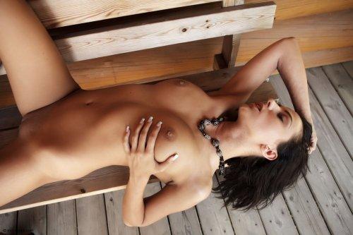 Anella на веранде