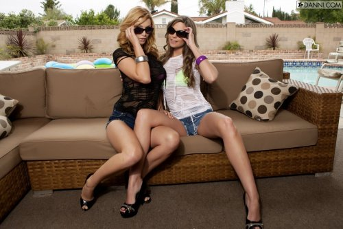 Heather Vandeven & Adrienne Manning