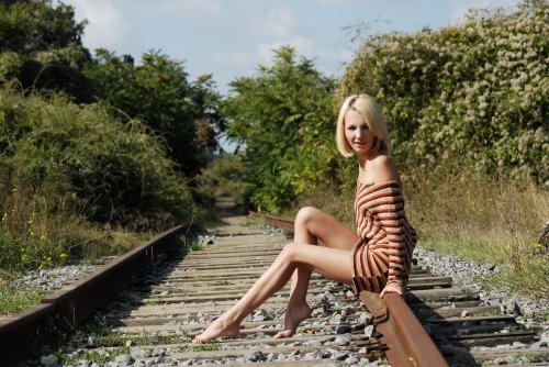 Milana B.- The Rails