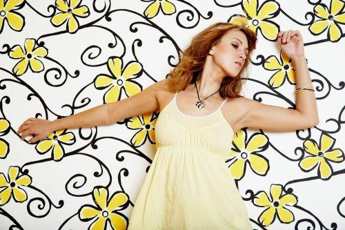 Gina - Yellow flower