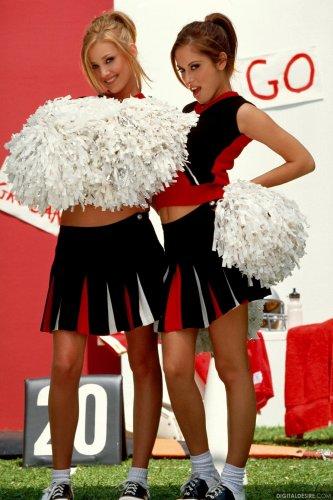 Cassia Riley & Carli Banks