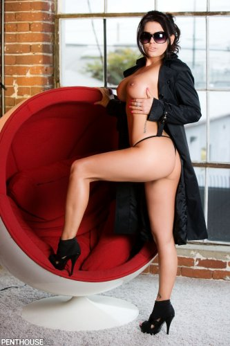 Eva Angelina - Sitting pretty