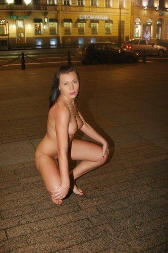Обнажённая ночь Петербурга