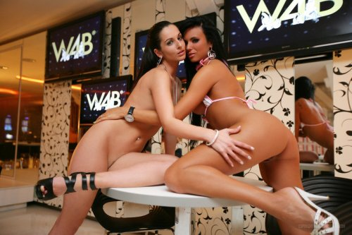 Ashley Bulgari �� ������ W4B