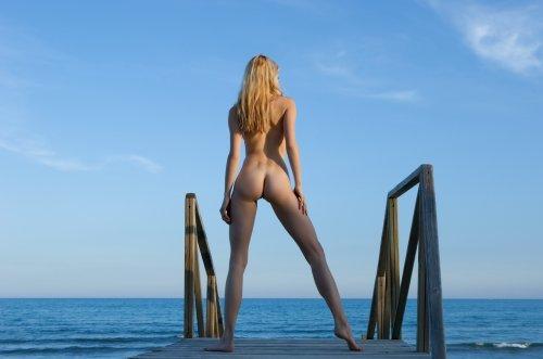 Александра на морских просторах