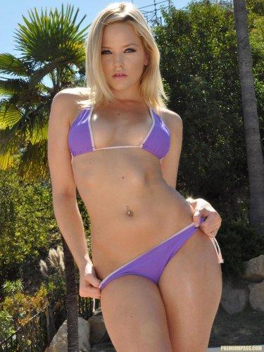 Alexis Texas в бикини