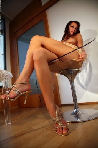 Melisa в туфлях