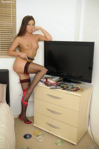 Natalia Forrest и её коллекция порно