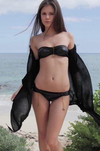 Caprice на пляже