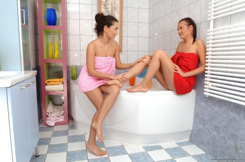 Candy Alexa & Juliana Grandi
