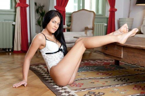 Francesca на столе