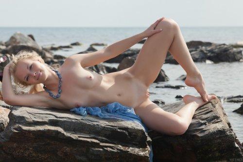 Feeona на пляже