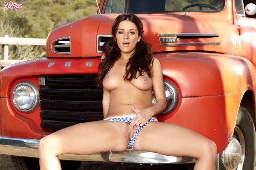 Taylor Vixen и старый Ford