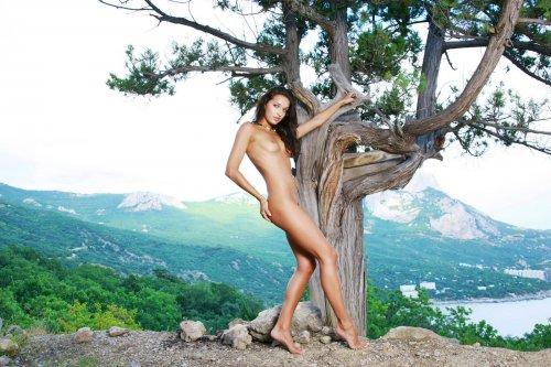 Зеленоглазая Ольга