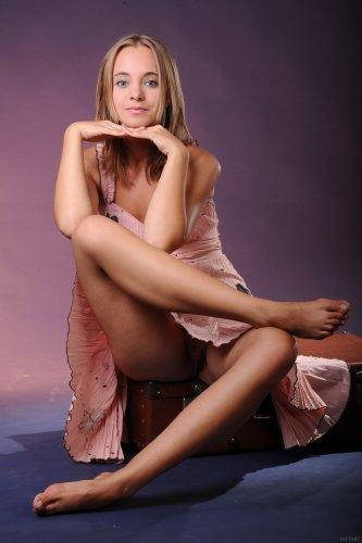 Rachel Blau в сарафане
