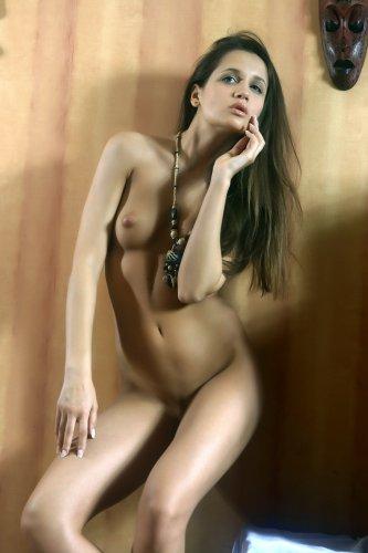 Анжелика с красивой фигурой