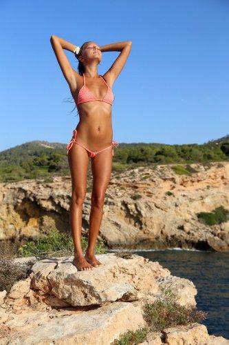 Знаменитая фотомодель эротического модельного бизнеса Katya Clover