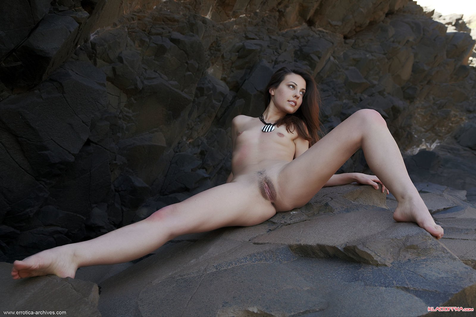 Variant does lorena garcia nude can speak