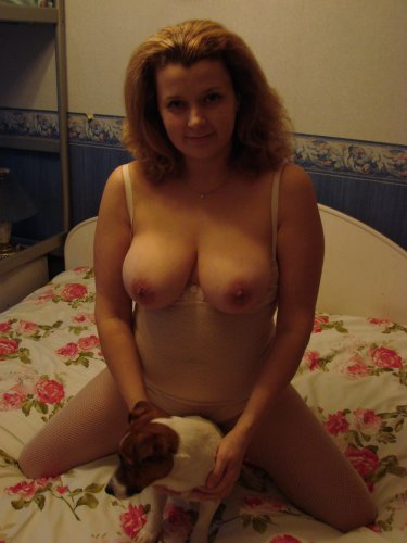 Частные эротические фото бывшей жены