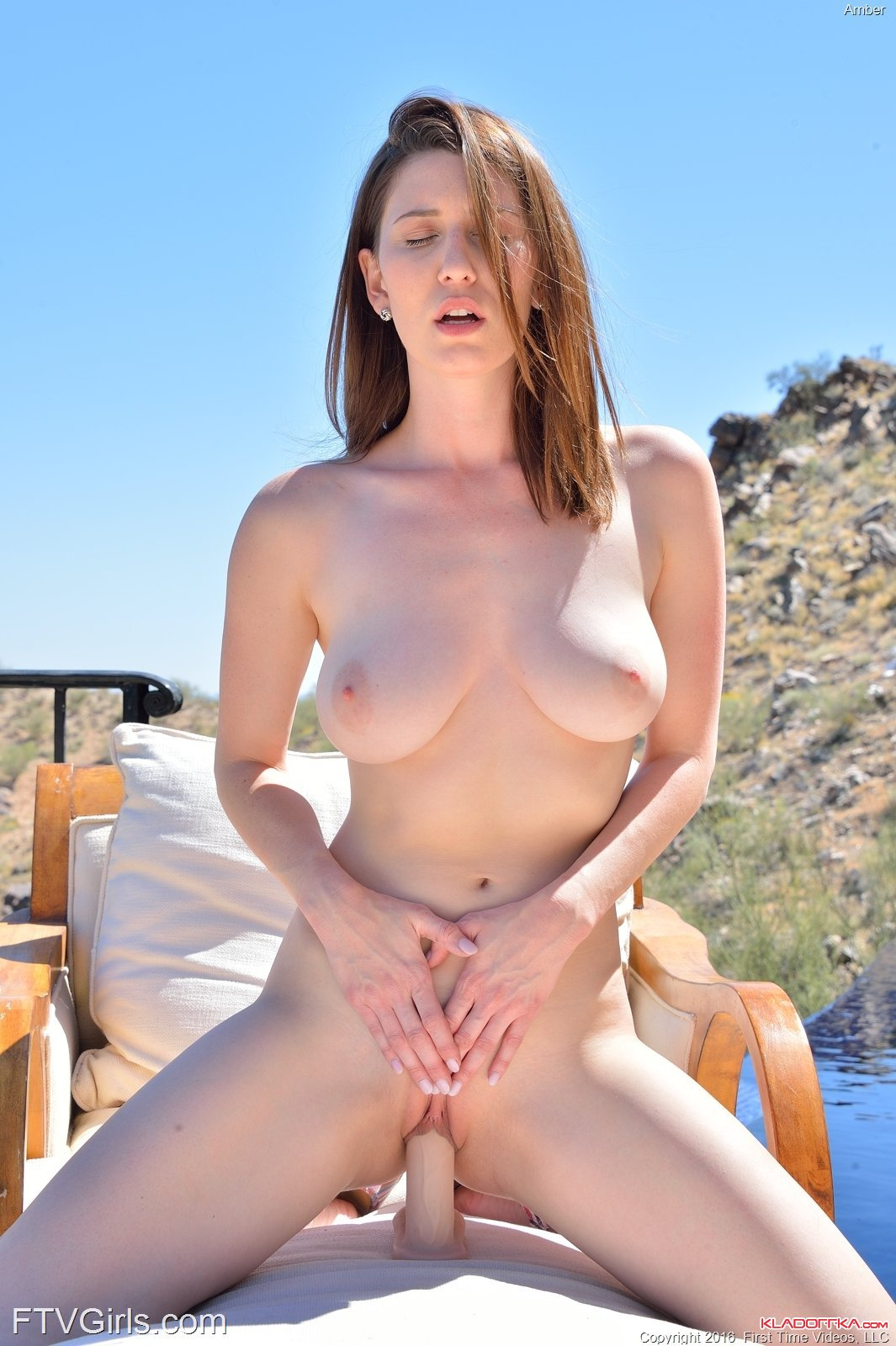 Amber Ftv фото обнаженка и порно